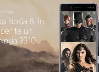 Nokia 8 - Nokia 3310