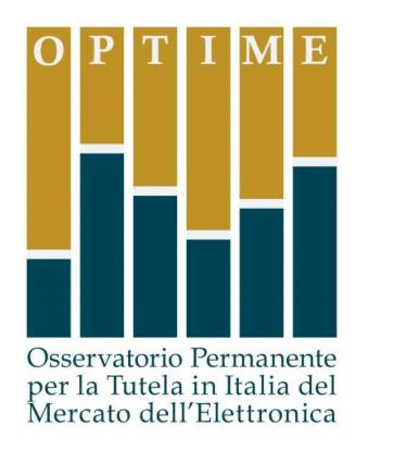 Osservatorio Permanente per la Tutela in Italia del Mercato dell'Eletronica