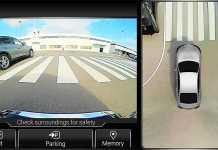 Hitachi car-standard-camera