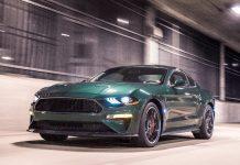 Ford Mustang Bullitt Limited Ed