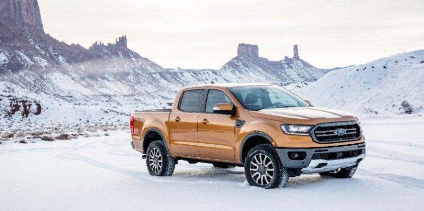 Ford Ranger winter