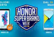 super brand week honor view 10
