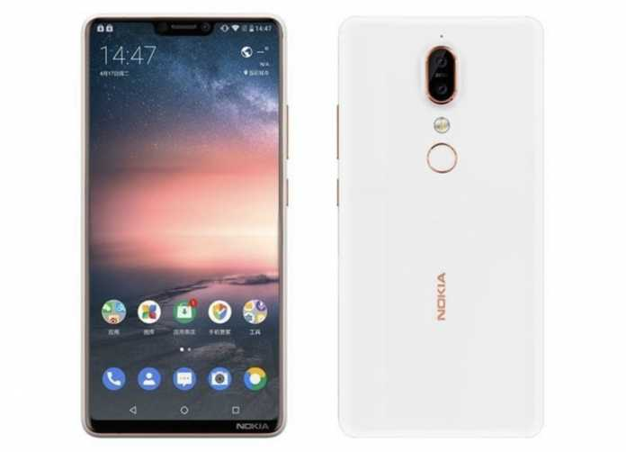 Nokia X6 - il design svelato in anteprima da una immagine