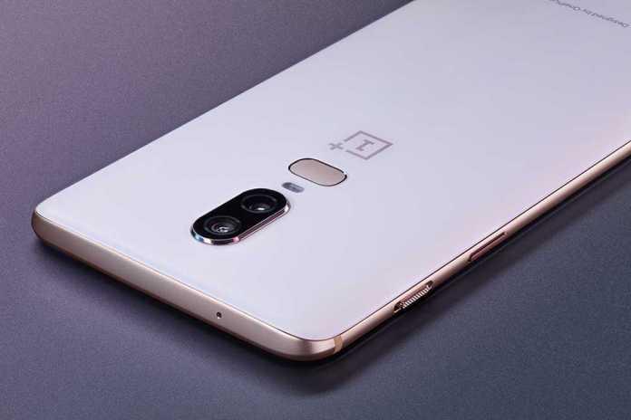 OnePlus6-White