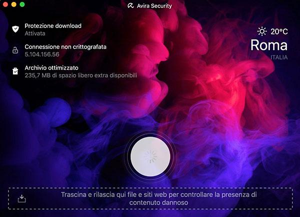 Avira-Security-screenshot