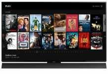 Panasonic TV OLED FZ950 con interfaccia PLEX – MOVIE