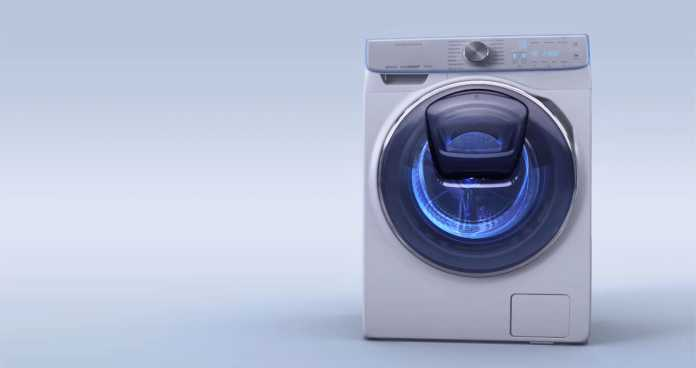 q rator l assistente intelligente delle lavatrici samsung. Black Bedroom Furniture Sets. Home Design Ideas
