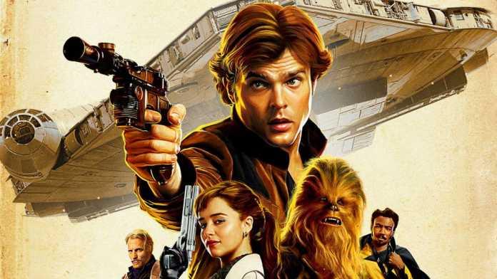 Solo: A Star Wars Story, crollo degli incassi nel secondo weekend