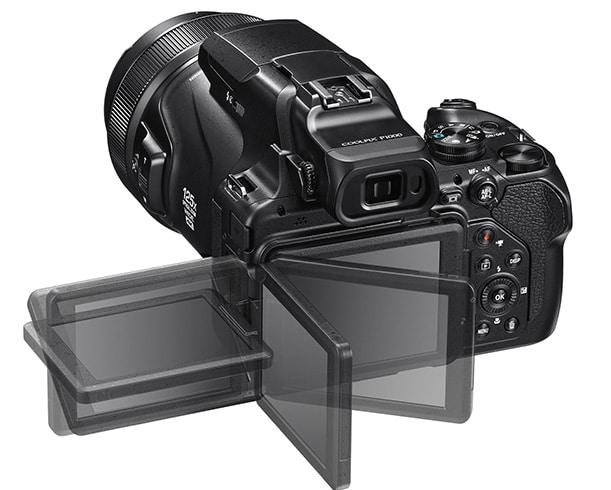 l'unica fotocamera compatta al mondo dotata di uno zoom ottico 125x