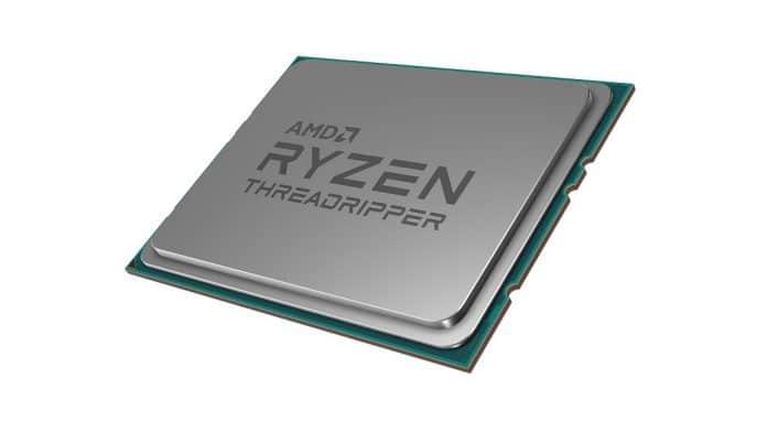 AMD Threadripper 2nd Gen