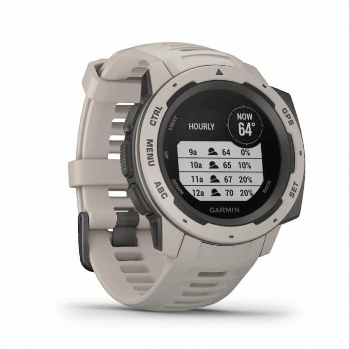 Garmin Instinct, lo smartwatch (con Gps integrato) pronto ...