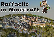 Raffaello-in-Minecraft
