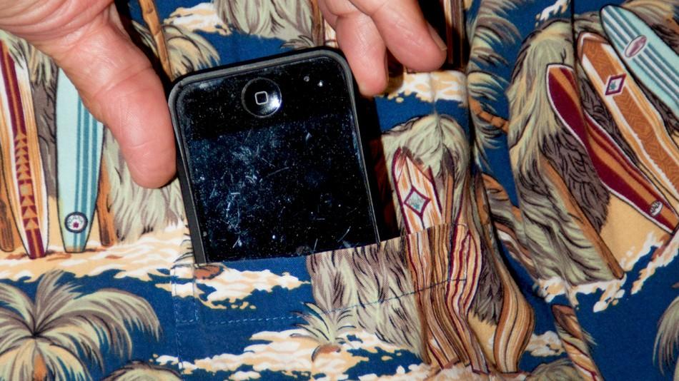 Perché il touchscreen dello smartphone si graffia, ancora oggi