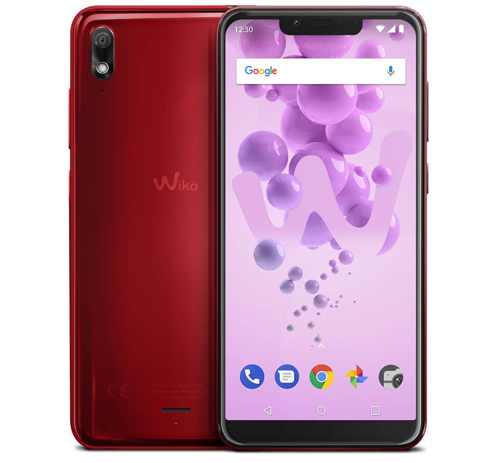Wiko_IFA2018_View2-Go_Cherry-Red_Compo-01_HD