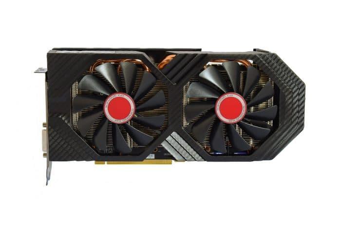 AMD Radeon RX590 XFX