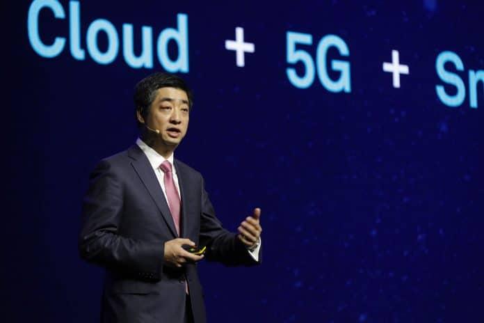 Ken-Hu,-Rotating-Chairman-Huawei