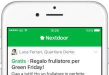 Nextdoor-Green-Friday-Italy-Screenshot