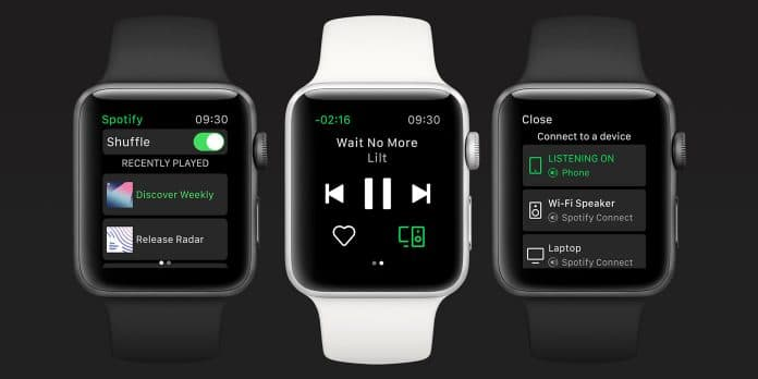Spotify_appPerAppleWatch_13Novembre2018
