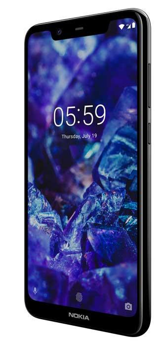 Nokia_5_1_Plus-BLACK_3Qtrs
