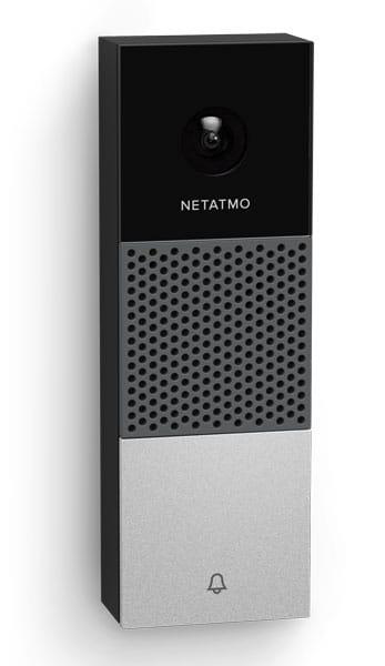 DoorBell-Netatmo