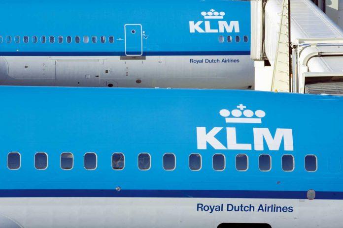 KLM_Boeing737