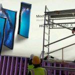Svelato Huawei Mate X a sorpresa: schermo flessibile e connettività 5G