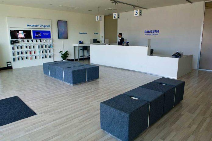 SamsungCustomerService_VeneziaMestre_2
