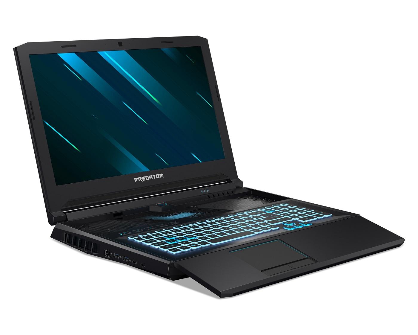 Acer annuncia i notebook predator helios 700 e 300 con un nuovo