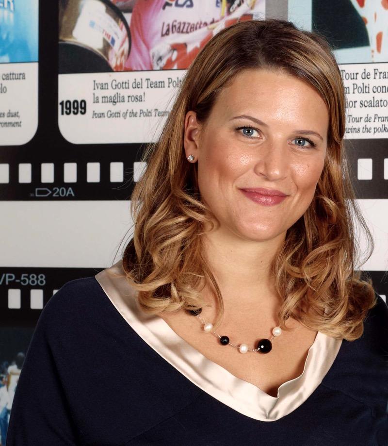 Francesca Polti, General Manger di Polti