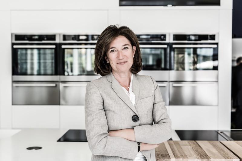 Manuela Soffientini, Ceo di Electrolux Appliances Italia