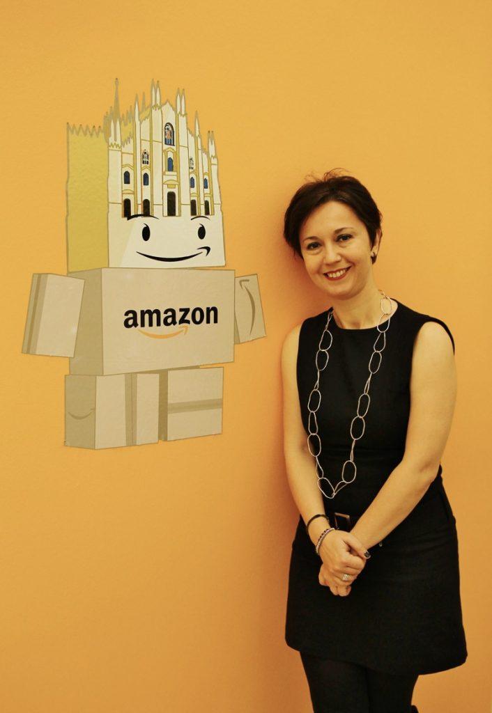 Mariangela Marseglia, Country Manager di Amazon Italia
