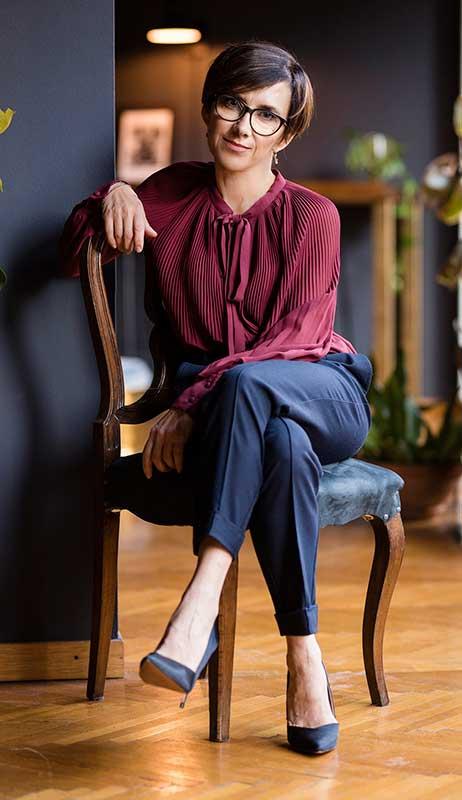 Morena Porta, Marketing & Communication Director Southern Europe di Wiko
