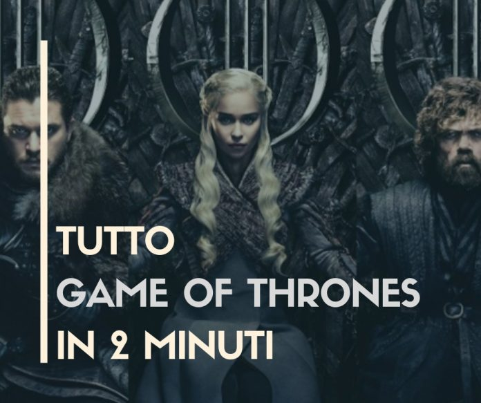 Game Of Thrones: 2 minuti per ripassare tutte le 7 stagioni