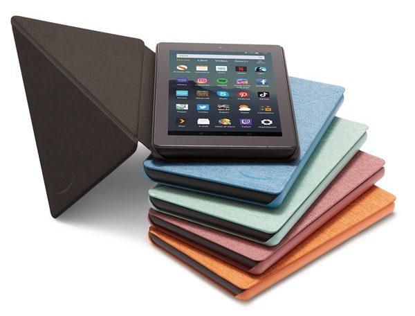 Amazon, ecco Fire 7: processore più veloce e spazio raddoppiato