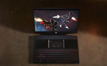 HP lancia il primo laptop dual-screen da gaming al mondo