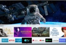 Samsung lancia l'app Apple TV e il supporto AirPlay 2