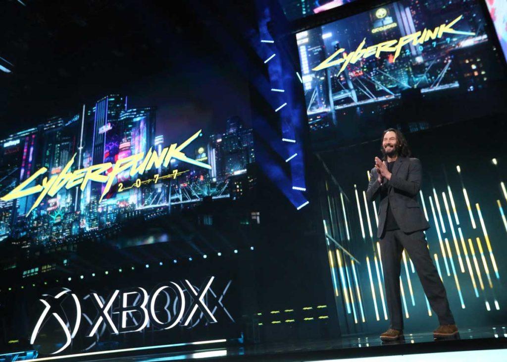 Xbox-Briefing-Photo-Cyberpunk-Keanu-2