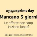 """Amazon: dal 15 luglio chiedi: """"Alexa, quali sono le mie offerte Prime Day?"""""""