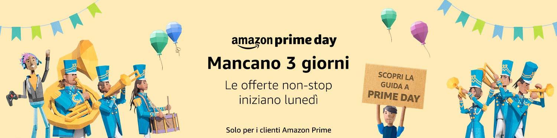 """c3dc1dd0910c36 Amazon, dal 15 luglio chiedi, """"Alexa, quali sono le mie offerte Prime Day?""""  Di"""