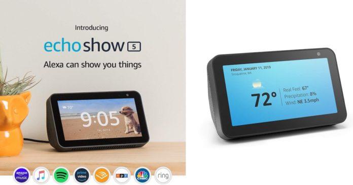 Amazon Echo Show 5: vivi l'esperienza con i nostri comandi preferiti