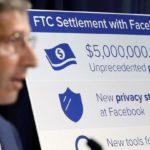 Facebook: la stangata da 5 miliardi di dollari e il futuro della privacy