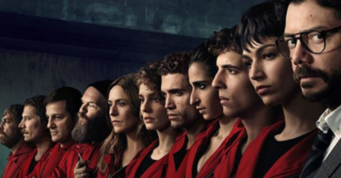 La Casa di Carta, terza stagione: è iniziata la guerra