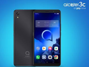 Alcatel 3C 2019: TCL Communication annuncia la disponibilità in Italia