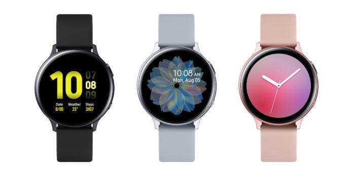 Samsung presenta Galaxy Watch Active2: disegnato per il tuo benessere
