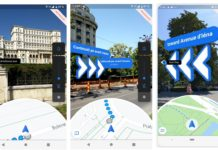 Google: Live View sarà disponibile su Maps su tutti i device