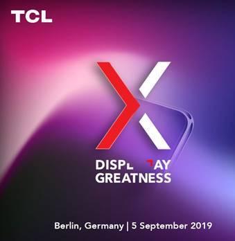 TCL Communication: a IFA nuovi smartphone e grandi novità tecnologiche