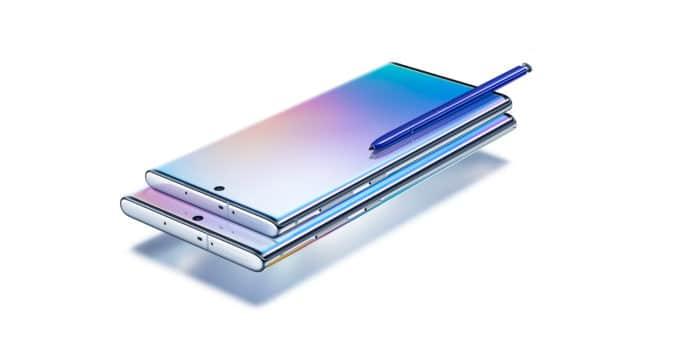 Samsung presenta Galaxy Note 10: ecco la diretta