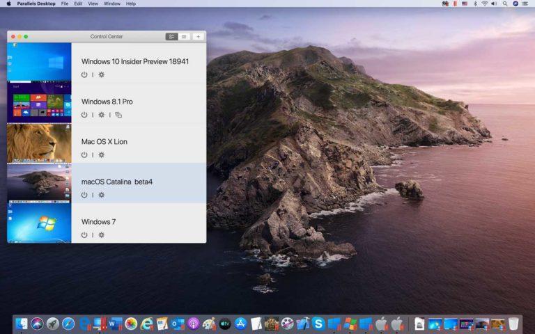 Arriva Parallels Desktop 15 per Mac