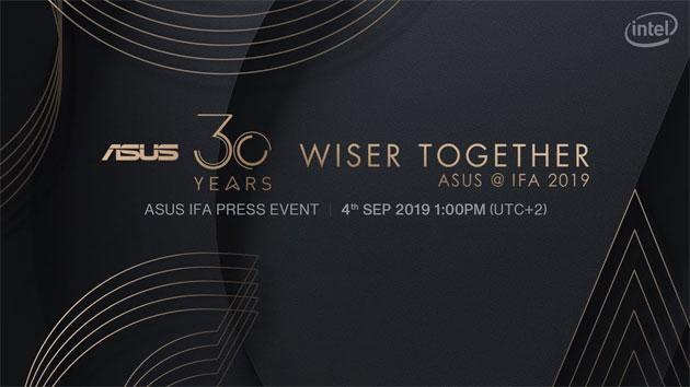ASUS, IFA 2019: le soluzioni per content creator, professionisti e gamer
