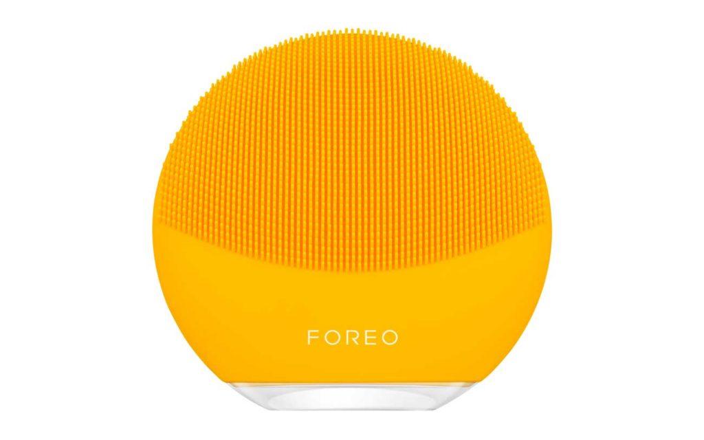 FOREO_LUNAmini3_Yellow_Front